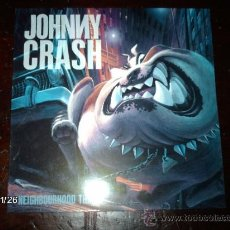 Discos de vinilo: JOHNNY CRASH - NEIGHBOURHOOD THREAT . Lote 34426821