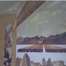 Discos de vinilo: STEVIE WONDER-INNERVISIONS. Lote 34417653