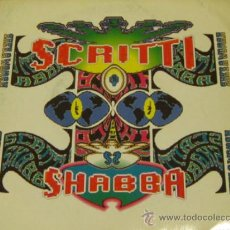 Discos de vinilo: SCRITTI POLITTI - SHE'S A WOMAN - SINGLE - FEATURING SHABBA RANKS - VIRGIN 1991 UK. Lote 34439090