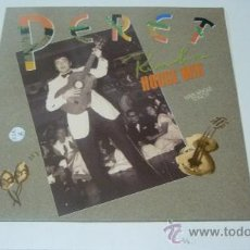 Discos de vinilo: MAXI SINGLE 12' PERET - RUMBA HOUSE MIX - ¡IMPECABLE!. Lote 34440597