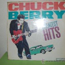 Discos de vinilo: CHUCK BERRY GREATEST HITS ENGLAND. Lote 34440602