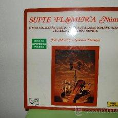 Discos de vinilo: JOSÉ MOTOS SUITE FLAMENCA NUM.2. Lote 34441701