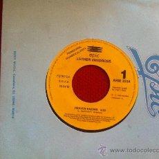 "Discos de vinilo: 7""SINGLE-LUTHER VANDROSS-HEAVEN KONWS-PROMO. Lote 34446462"