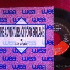 """Discos de vinilo: 7""""SINGLE-THE ADVENTURES OF FORD FAIRLANE-SEA CRUISE-PROMO. Lote 34446586"""