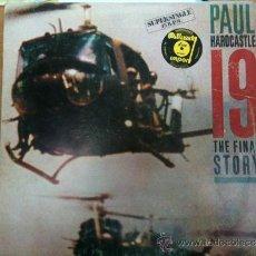 Discos de vinilo: MAXI SINGLE PUAL HARDCASTLE 19 THE FINAL STORY. Lote 34456046