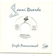 Discos de vinilo: DEPECHE MODE. I FEEL YOU (VINILO SINGLE PROMOCIONAL 1993). Lote 34457314