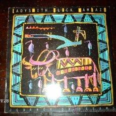 Discos de vinilo: LADYSMITH BLACK MAMBAZO - JOURNEY OF DREAMS. Lote 34458549
