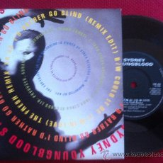"""Discos de vinilo: 7""""SINGLE-SYDNEY YOUNGBLOOD-COULD IT BE (I'M IN LOVE). Lote 34458739"""