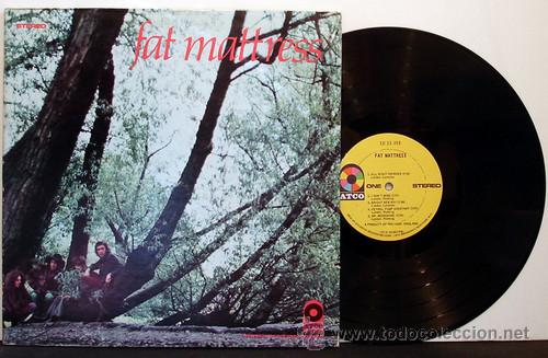 Discos de vinilo: FAT MATTRESS / fat mattress 69 - 1º LP - jimi hendrix, BLUES PSYCH-PROG. ORIG. EDIT USA !! EXC - Foto 2 - 47169749