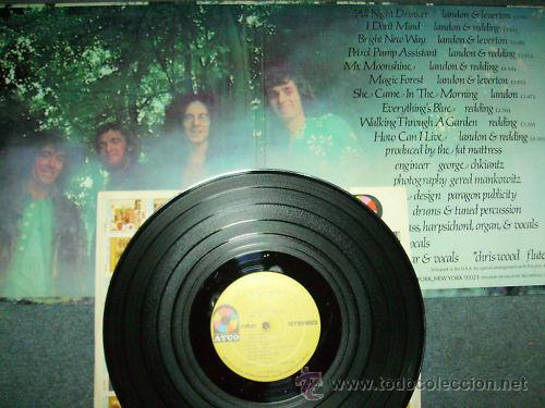 Discos de vinilo: FAT MATTRESS / fat mattress 69 - 1º LP - jimi hendrix, BLUES PSYCH-PROG. ORIG. EDIT USA !! EXC - Foto 4 - 47169749