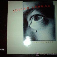 Discos de vinilo: JULIAN LENNON - SALTWATER. Lote 34458889