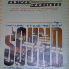Discos de vinil: ARIWA ARTIST. Lote 34461180