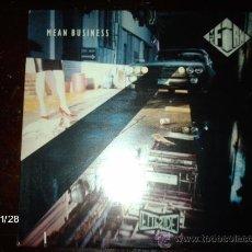 Discos de vinilo: THE FIRM - MEAN BUSINESS . Lote 34479917