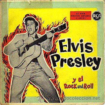 ELVIS PRESLEY 7' EP ME ABANDONO MI NIÑA +3, SPANISH EDIT (Música - Discos de Vinilo - EPs - Pop - Rock Extranjero de los 50 y 60)