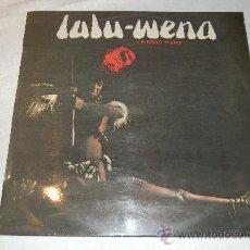 Discos de vinilo: LULU-WENA A RHAPSODY IN BLACK. Lote 34464625