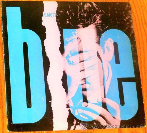 ELVIS COSTELLO / ALMOST BLUE 1981 ( GRAM PARSONS,HANK WILLIAMS..!! ORIG. EDIT. USA !! IMPECABLE !!!! (Música - Discos de Vinilo - EPs - Pop - Rock - New Wave Extranjero de los 80)
