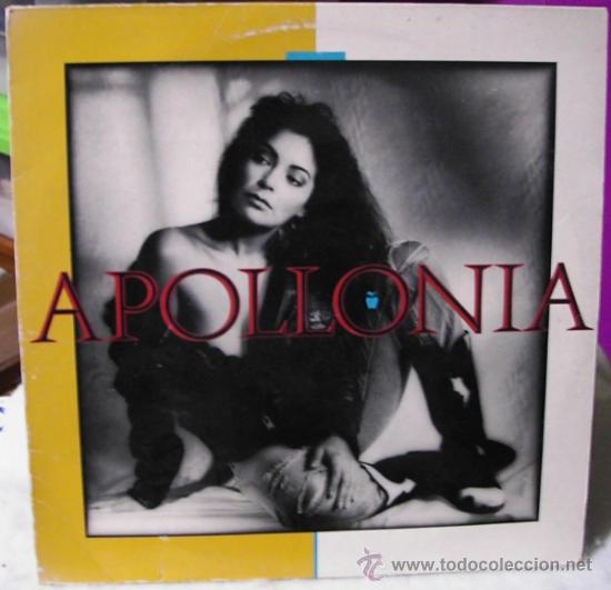 APOLLONIA - APOLLONIA LP (Música - Discos de Vinilo - EPs - Pop - Rock - New Wave Extranjero de los 80)