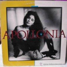 Discos de vinilo: APOLLONIA - APOLLONIA LP. Lote 34477067