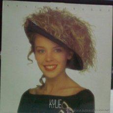 Discos de vinilo: KYLIE MINOGUE - KYLIE. Lote 34482515