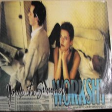 Discos de vinilo: WORKSHY - YOU´RE THE SUMMER - MAXI SINGLE. Lote 34482657