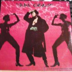 Discos de vinilo: SEAL CRAZY LP. Lote 34483188