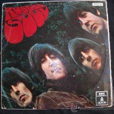 Discos de vinilo: LP THE BEATLES // RUBBER SOUL // REF. 1 J062-04.115 PCSL5300. Lote 34514095