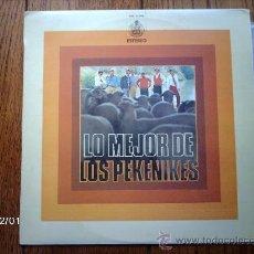 Discos de vinilo: LOS PEKENIKES - LO MEJOR DE LOS PEKENIKES. Lote 34532740