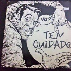Discos de vinilo: TEN CUIDADO, ANDARÉ - SINGLE PROMOCIONAL. Lote 34499719