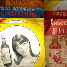 Discos de vinilo: 13 SINGLES FUNDADOR DE GRUPOS: PUMAS + AGAROS + FRAUS + RELAMPAGOS + BOHEMIOS + JUNIOR´S + PLAYER´S . Lote 34501940