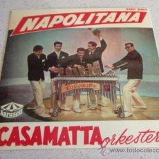 Discos de vinilo: LUCIANO VIANO & CASAMATTA ORCHESTRA ( CHITARRA E MANDOLINO - SCAPRICCIATIELLO - LAZZARELLA - CHELLA . Lote 34503466