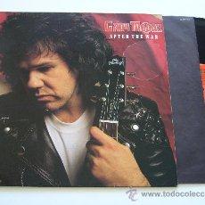 Discos de vinilo: GARY MOORE - LP AFTER THE WAR - VIRGIN RECORDS 1989 - EDICIÓN ESPAÑOLA. Lote 21270335