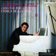 Discos de vinilo: ALBERTO CORTEZ. Lote 34504740