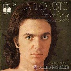 Discos de vinilo: CAMILO SESTO. Lote 34504786