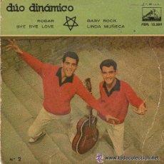 Discos de vinilo: DÚO DINÁMICO. Lote 34504948