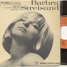 Discos de vinilo: BARBRA STREISAND. Lote 34504955