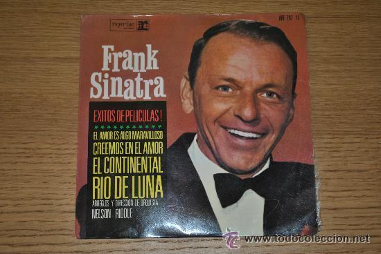 FRANK SINATRA (Música - Discos de Vinilo - EPs - Bandas Sonoras y Actores)