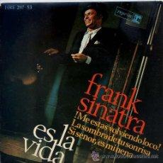 Discos de vinilo: FRANK SINATRA. Lote 34504958