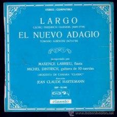 Discos de vinilo: HAENDEL - ALBINONI. Lote 34504965