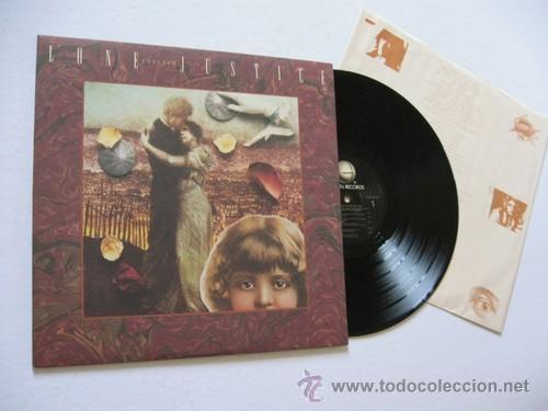 LONE JUSTICE / SHELTER 1986 ( 2º LP !! ) (Música - Discos de Vinilo - EPs - Pop - Rock - New Wave Extranjero de los 80)