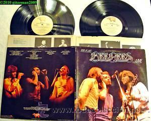 Discos de vinilo: BEE GEES - HERE AT LAST LIVE / DOBLE LP - 21 TEMAS, ORIG. USA EDITION !!!!!!!!!!! - Foto 2 - 34514837