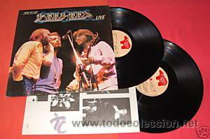 Discos de vinilo: BEE GEES - HERE AT LAST LIVE / DOBLE LP - 21 TEMAS, ORIG. USA EDITION !!!!!!!!!!! - Foto 3 - 34514837
