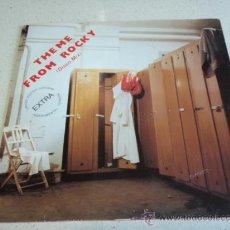 Discos de vinilo: THEME FROM 'ROCKY' (RIVAL MIX) TIGER-BEAT (NEW DANCE VERSION + INSTRUMENTAL) MAXI45 ITALOHEAT. Lote 34516440
