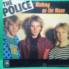 Discos de vinilo: THE POLICE - WALKING ON THE MOON - VISION ON THE NIGHT - 1990. Lote 34518957