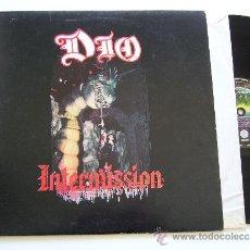 Discos de vinilo: DIO. INTERMISSION. POLYGRAM IBERICA 1988. EDICIÓN ESPAÑOLA. Lote 21304675
