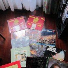 Discos de vinilo: LOTE 11 LPS MÚSICA CLÁSICA. Lote 32286267