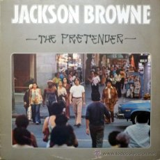 Discos de vinilo: JACKSON BROWNE. THE PRETENDER. ALYSUM-ELEKTRA, HOLLAND 1976 LP ORIGINAL. Lote 34520688