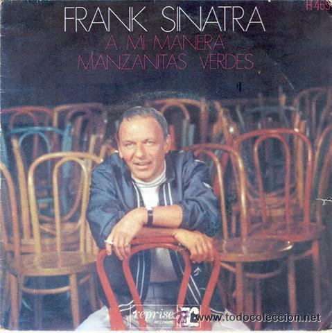 LOTE DE 3 SINGLES DE FRANK SINATRA (Música - Discos - Singles Vinilo - Bandas Sonoras y Actores)