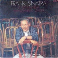 Discos de vinilo: LOTE DE 3 SINGLES DE FRANK SINATRA. Lote 34535492
