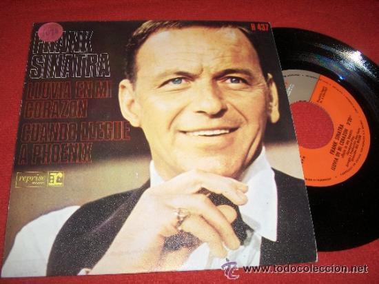 Discos de vinilo: Lote de 3 singles de Frank Sinatra - Foto 2 - 34535492