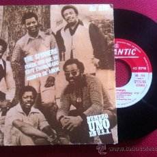 """Discos de vinilo: 7"""" SINGLE-THE SPINNERS-PUEDE SER QUE YO ESTE ENAMORADO. Lote 34541296"""